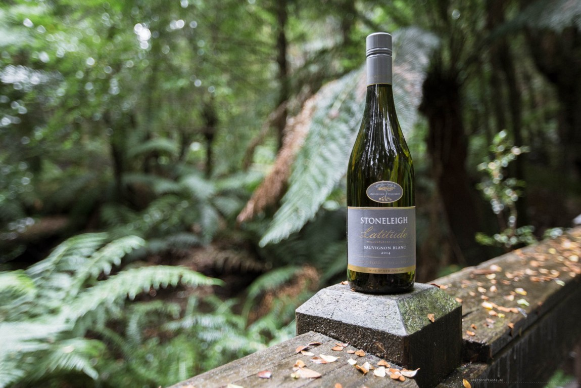 Yarra Ranges + pea and mint risotto recipe with Stoneleigh Wines || by a matter of taste