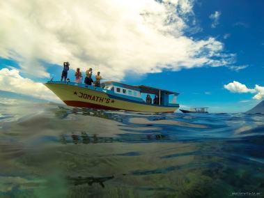 7-bunaken-snorkeling-boat