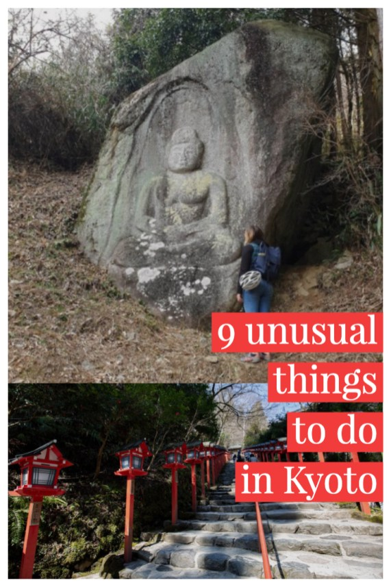9 unusual things to do in Kyoto