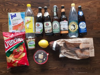 Berlin shopping prices groceries