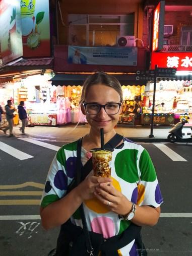 Bubble tea boba Taiwan