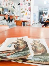 Cafe Atlas brno menu