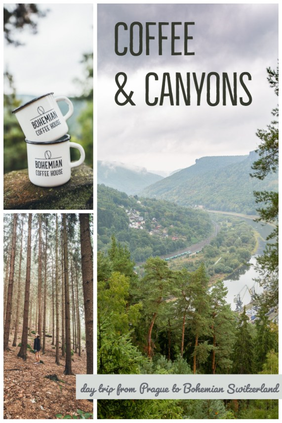 Coffee & Canyons - day trip from Prague to Bohemian Switzerland