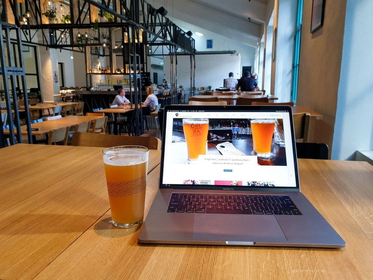 Craft beer in Tallinn - Pohjala Taproom