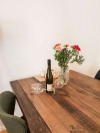 Friedrichshain Berlin apartment table