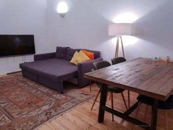 Friedrichshain Berlin apartment
