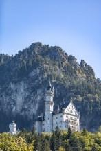 Germany road trip Neuschwanstein castle