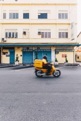 Ipoh bikes yellow