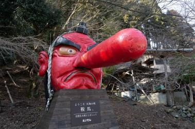 Kyoto day trip mask