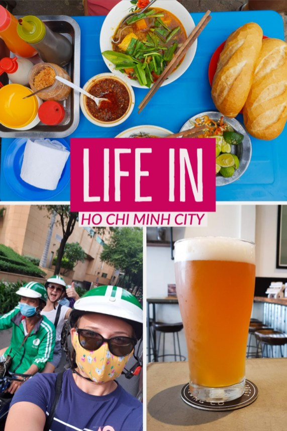 Life in Vietnam - prices, accommodation, going out