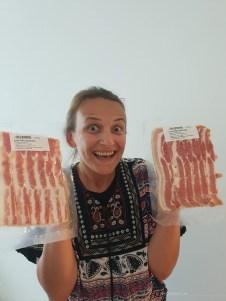 Malaysia KL non halal bacon
