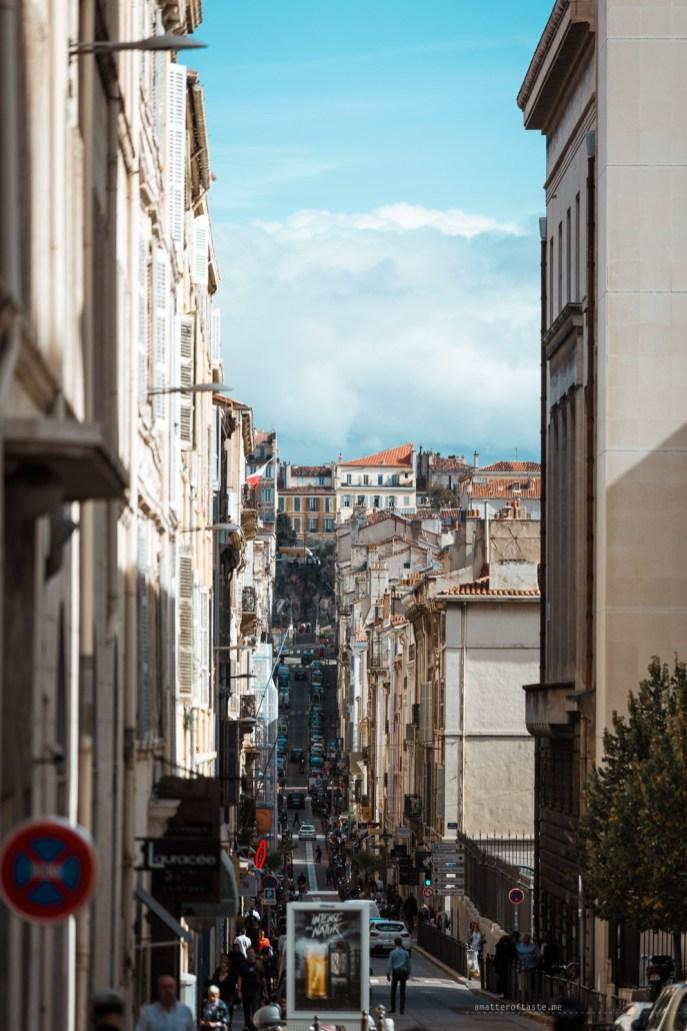 Marseille street view