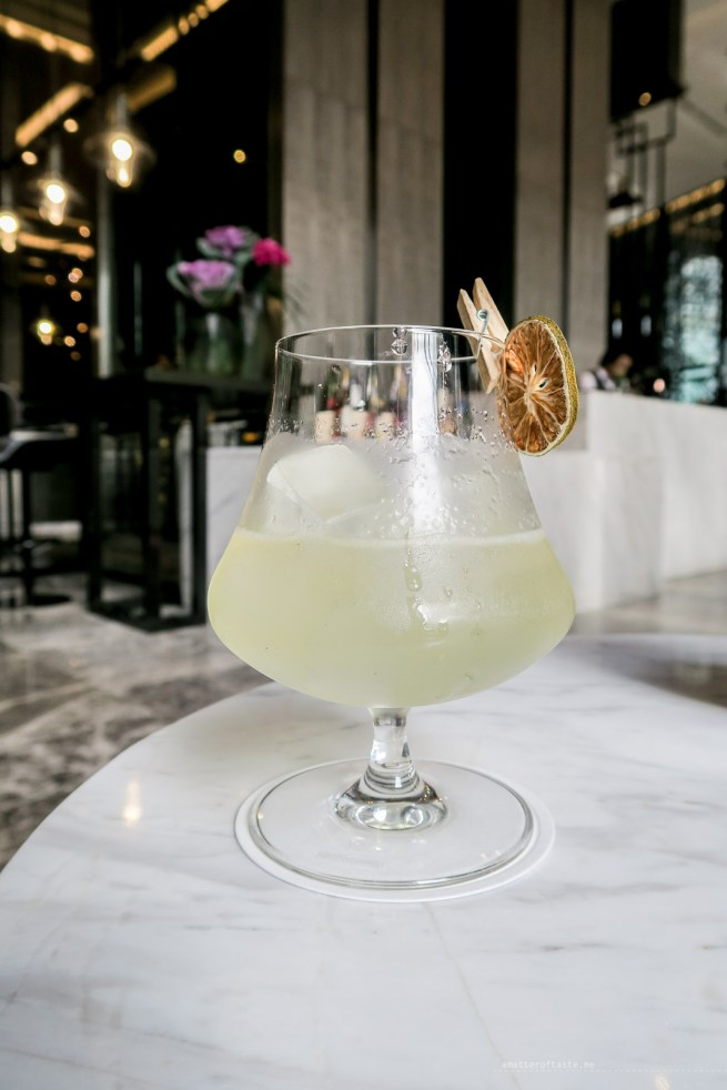 Sofitel Kuala Lumpur Damansara signature cocktail