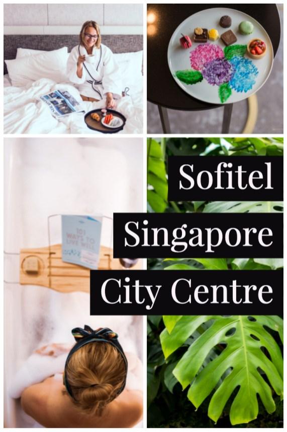 Sofitel Singapore City Centre pinterest image