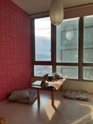Taipei our apartment