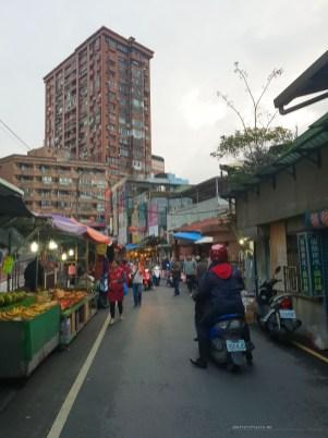 Taipei our neighourhood market