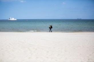 Things to do in Tricity - Kolibki Gdynia beach walk