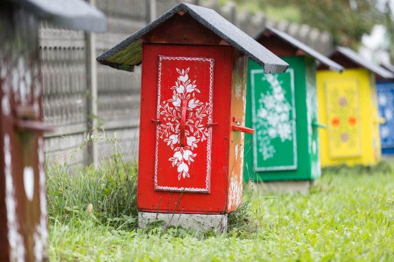 Zalipie-the most colourful village in Poland -14