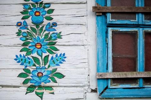 Zalipie-the most colourful village in Poland -2