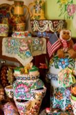 Zalipie-the most colourful village in Poland -7
