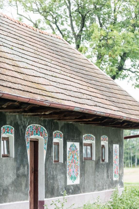 Zalipie-the most colourful village in Poland -9