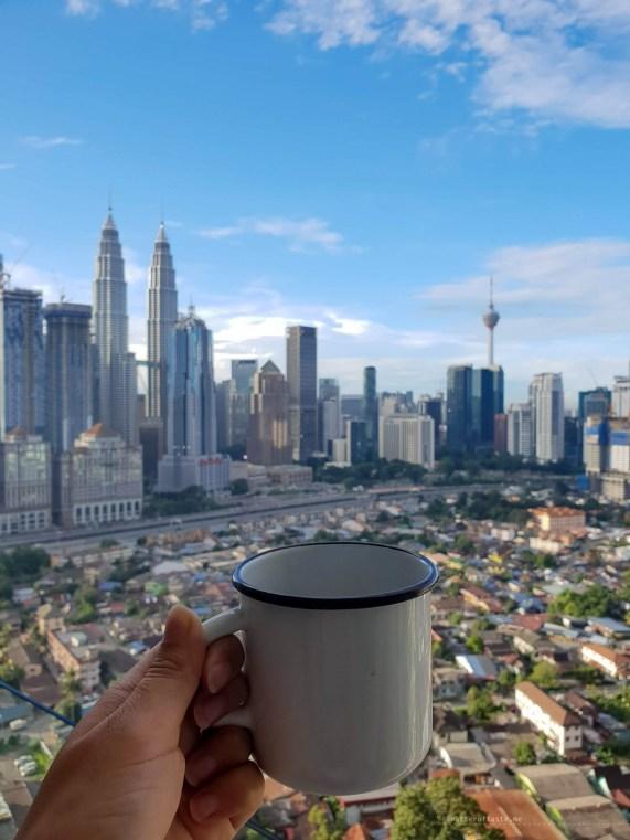 aeropress KL Kuala Lumpur view