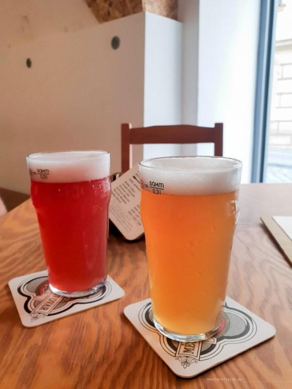 brno Pub U Dvou Pratel beer