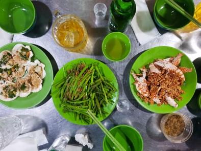 hcmc saigon food seafood