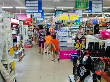 hcmc shopping supermarket