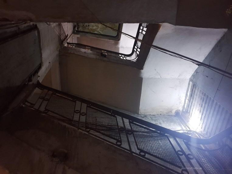 hidden bar hcmc saigon staircase