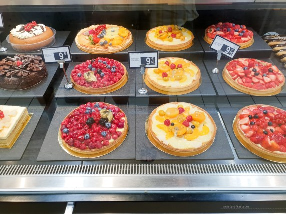 marseille supermarket cakes