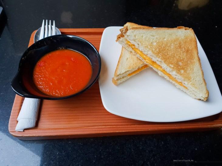 modern hustle HCMC food
