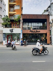 phin and bean HCMC building