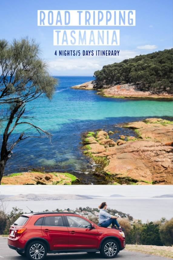 road trip tasmania itinerary