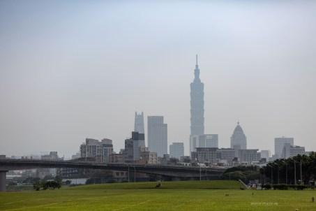 weather in Taipei January