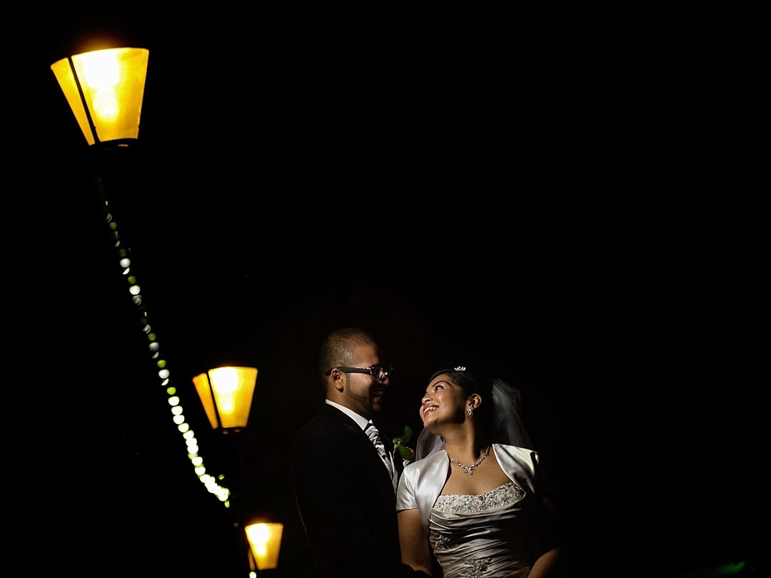 Guoman Hotel London Wedding Photographer Couple Portrait