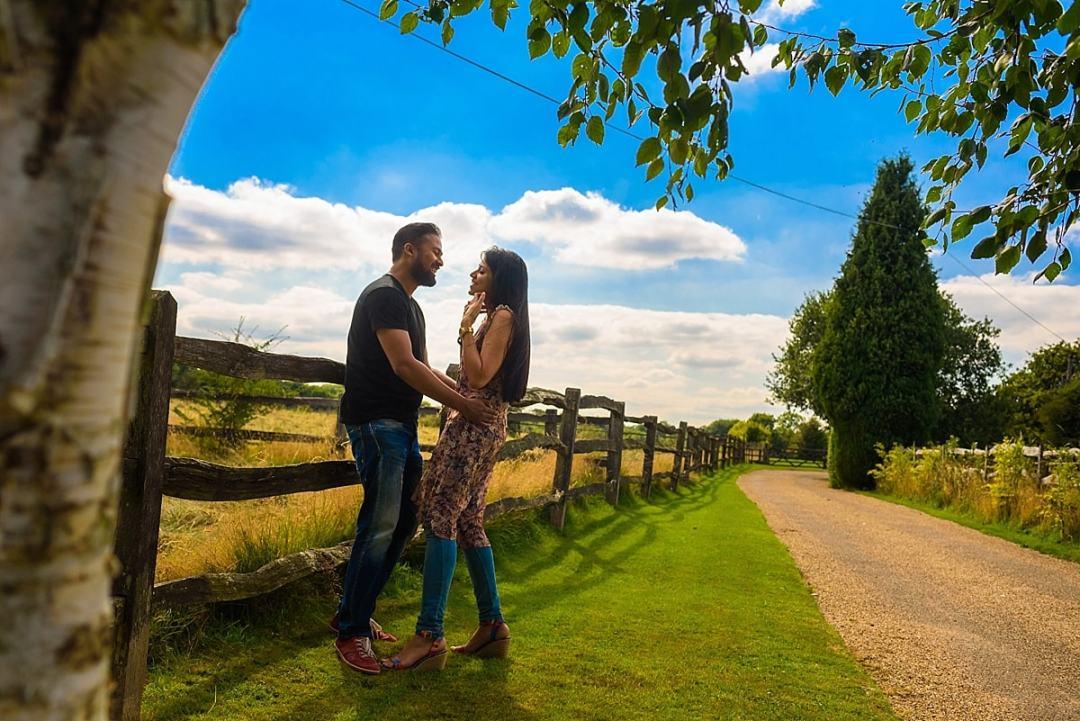 Surrey Post-Wedding photo shoot