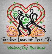 Running on Maui