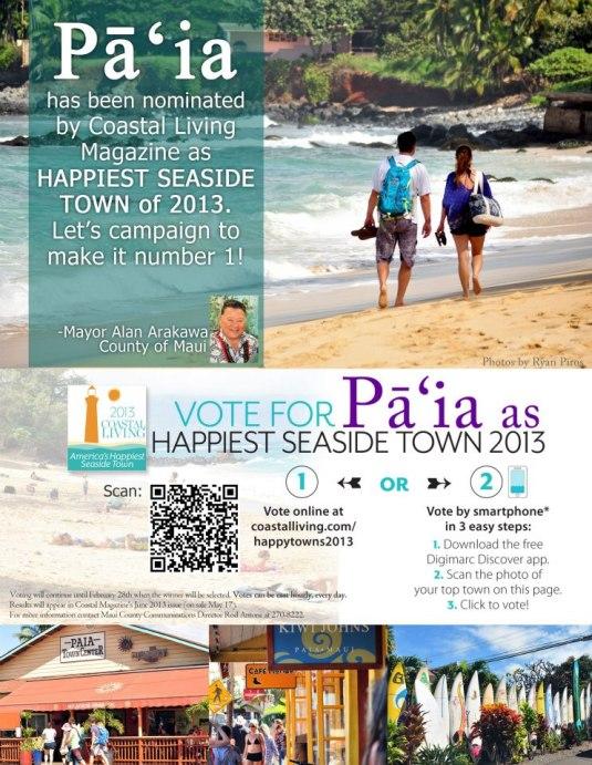 Paia Town Maui