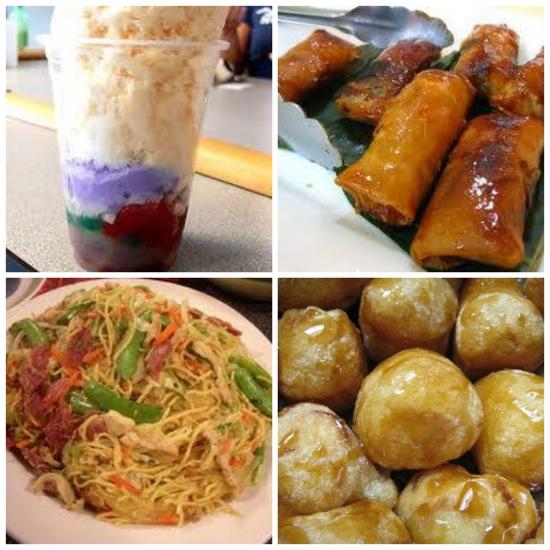 Barrio Fiesta Filipino Food
