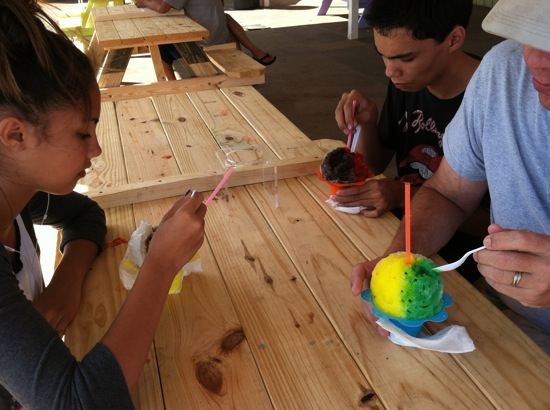 Best Shave Ice on Maui