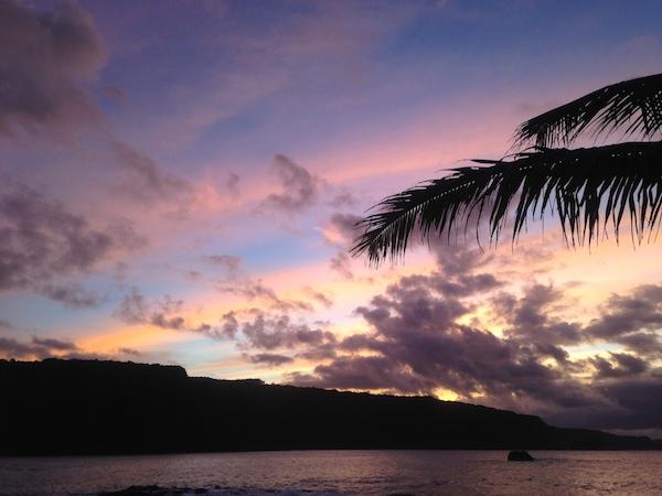 Keanae Maui Sunset 5