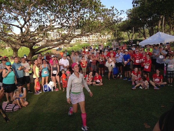 For The Love of Maui 5K -