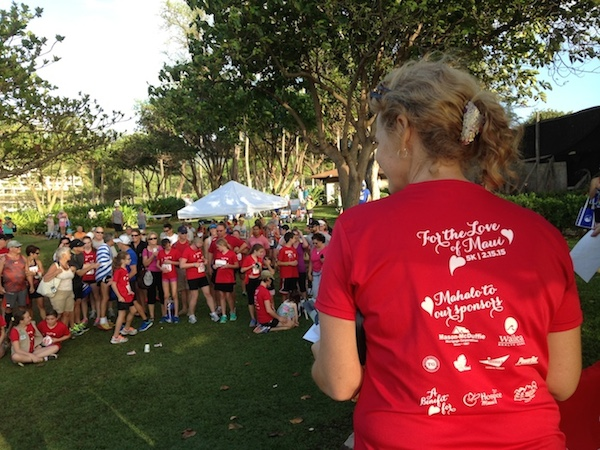 For the Love of Maui 5K - 1