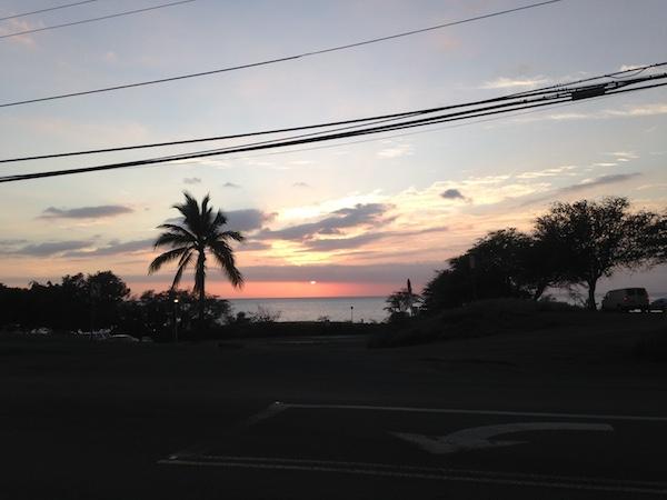 Maui Sunset Kihei   8