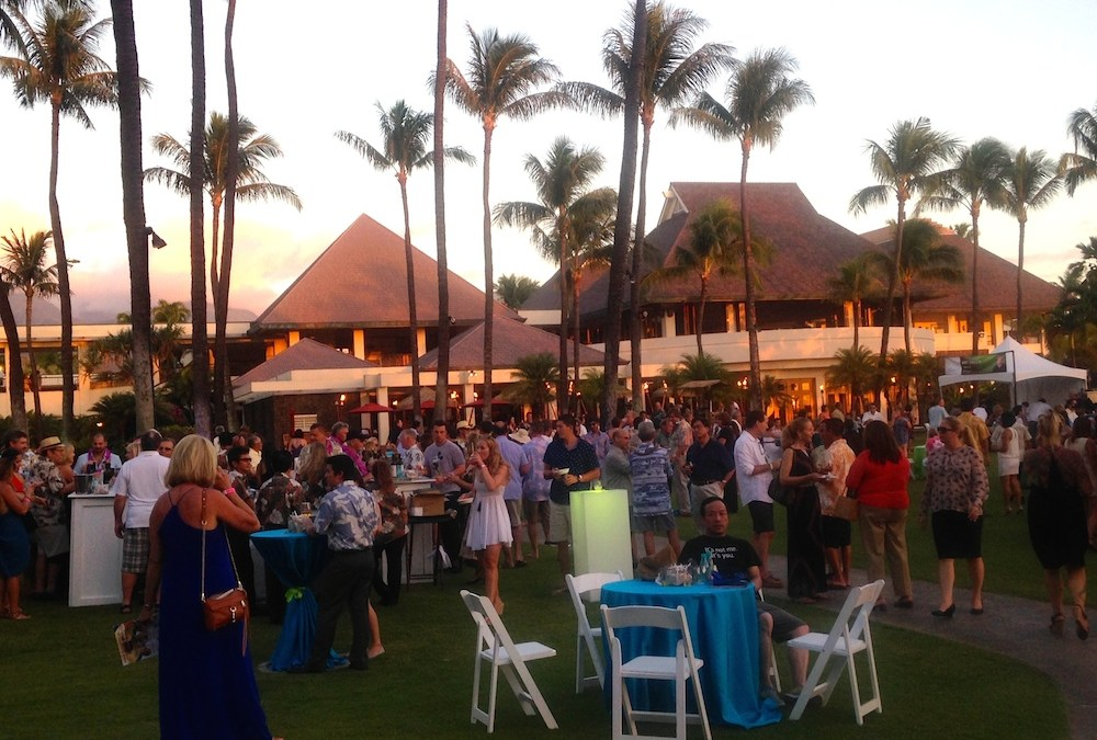 Maui On My Mind  – Hawaii Food And Wine Festival  – #HFWF15