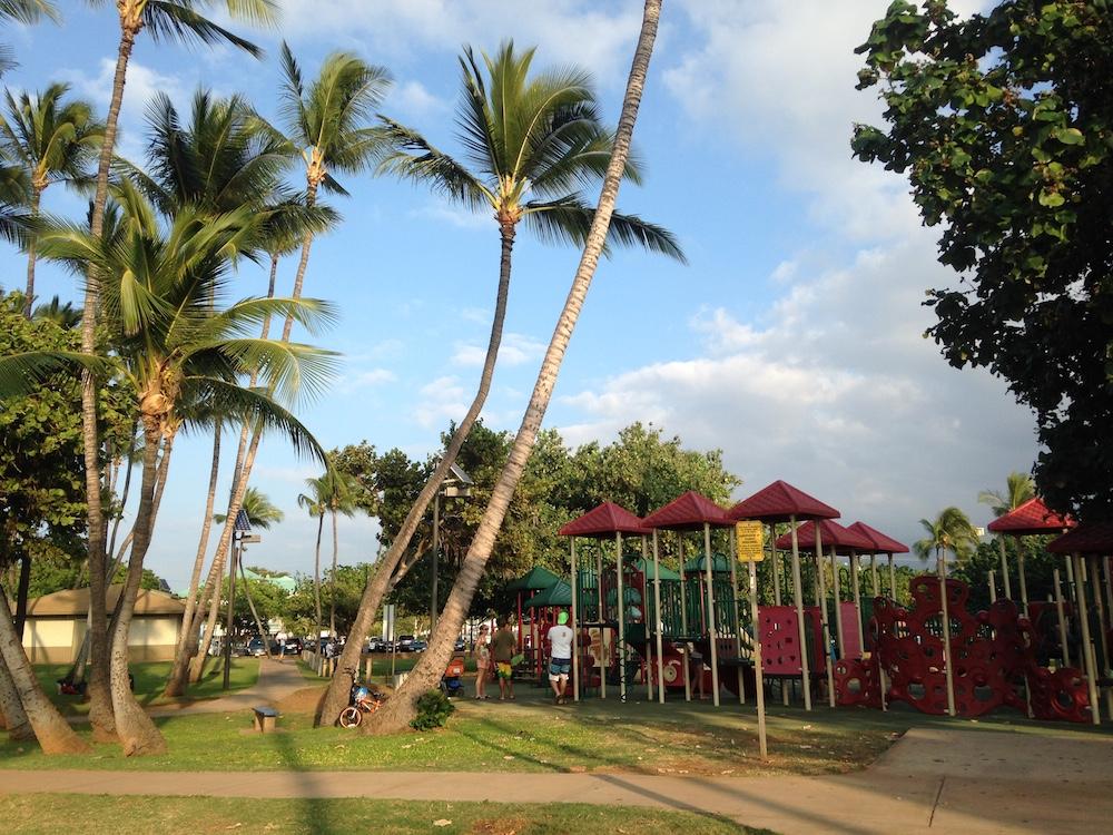 Kalama Beach Park Maui 2