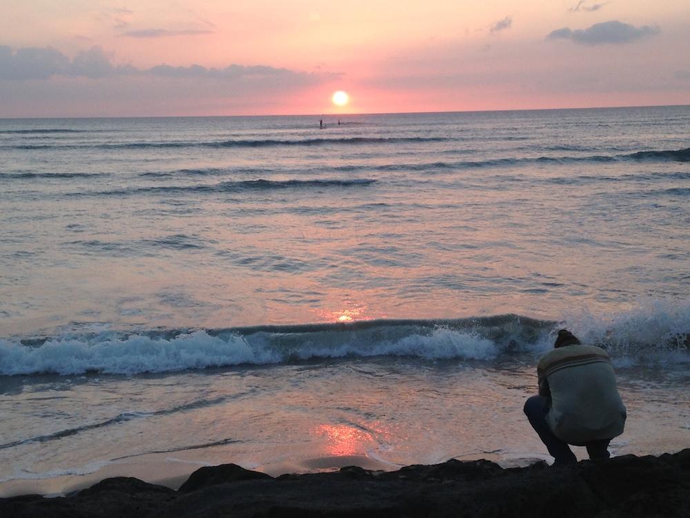 Kalama Beach Park Maui Sunset 5