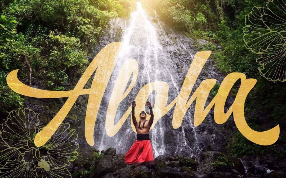 His Name Is Alaka'i Lastimado – That Guy in The Hula Video That Went Viral – Official Hashtag #AlohaAlakai :)