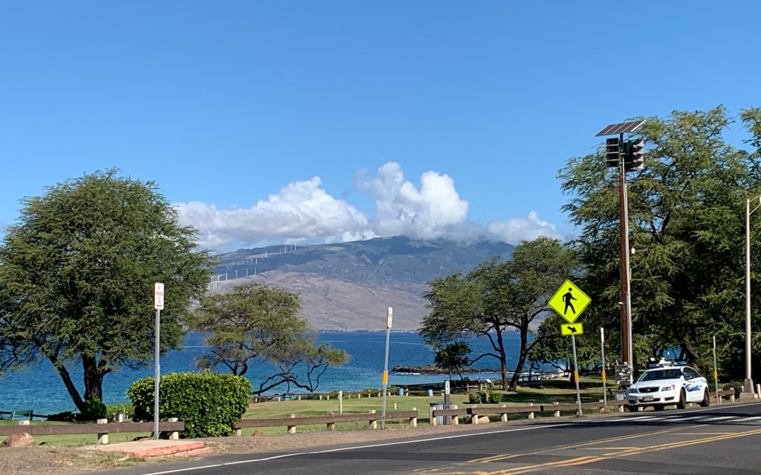 Stay Home, Stay Safe, Stay Healthy – Aloha From Maui
